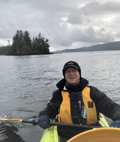 kayaking in Alaska!