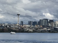 Sail away from Seattle