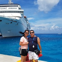 Just got off of ship at Cozumel Mexico
