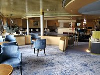 One of the lounges, Veendam