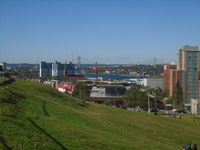 Views of Halifax from the Citadel