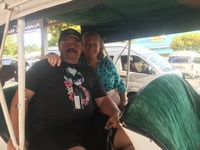 Carriage ride in Nassau