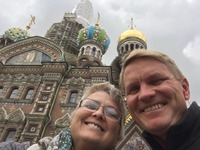 Church of Spilled Blood - St. Petersburg
