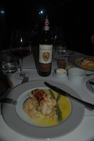 Lobster and Chianti