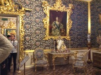 One room in Peterhof