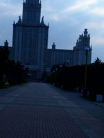 Moscow University, Moscow