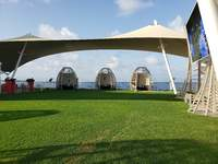Cabanas on Lawn Club.