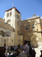 church of the holy seplecur, jerusalem