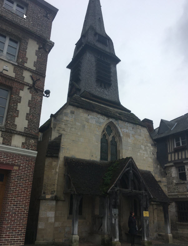 Honfleur- Church- Lovely