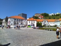 The picturesque town of Lamego