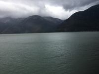 Glacier bay. GOD, I wish I could attach the soundtrack