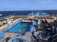 Sea View Pool, ms Noordam