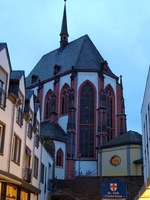 Cathedral in Koblenz