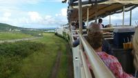 St Kitts Tourist Train