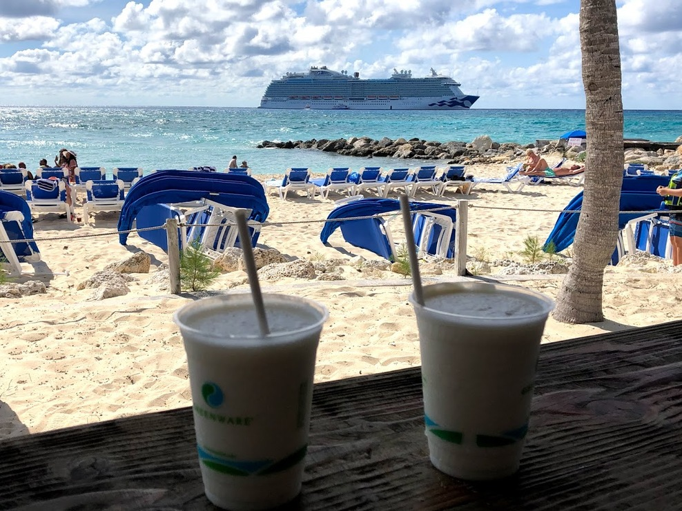 Give me two Pina Coladas!!