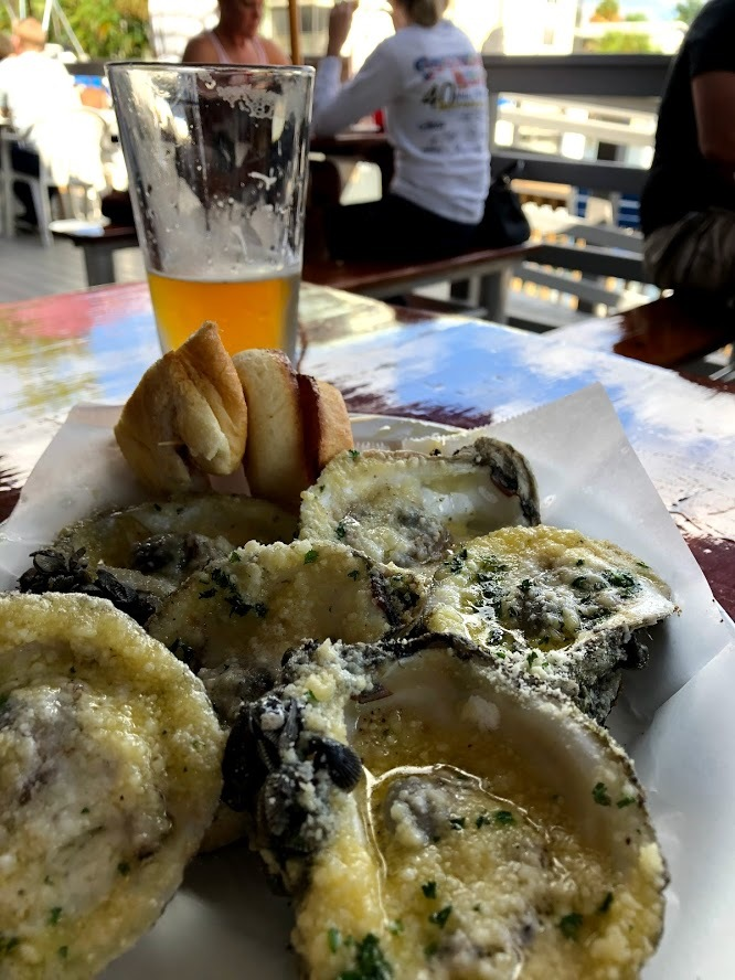 Oysters at Southport Raw Bar
