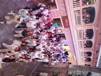 White party in Promenade