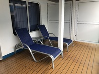 Grand Suite Extended balcony cabin U90