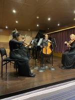 Lincoln Center Stage Piano Quintet
