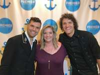 For King and Country meet and greet.
