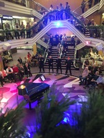 Last night Jersey Beats show in the Atrium, fantastic performance