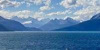 Beagle Channel view