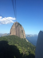 Sugarloaf mountain tram ride
