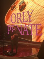 Amazing entertainment each evening with Orly!