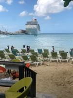 pic of ship from Margaritaville bar and grill at Ocho Rios