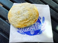 Best pie in the country at Ningaloo Bakery - Exmouth