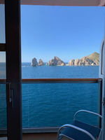 Los Arcos view in Cabo