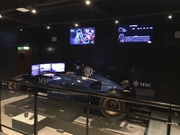 One of my favorite things about MSC cruises - Formula 1 simulators!