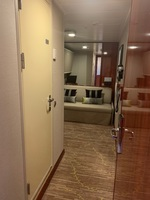 2 bedroom Haven on the Pearl 14006, second bedroom didn't use it but it s