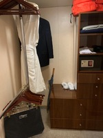 Navigator Penthouse 920 walk-in closet. Good amount of storage...even for 3
