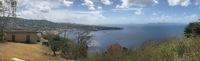 View from Fort Charlotte in St. Vincent