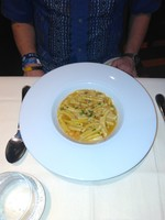 Pasta Panorama (these could of been larger portions, but tasty nonetheless)